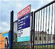 J3674 : Development site, Bloomfield Avenue, Belfast - August 2015(2) by Albert Bridge