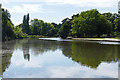 TQ1477 : The garden Lake, Osterley Park by Alan Hunt