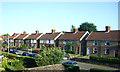TG1101 : Houses on the Lizard, Wymondham by JThomas