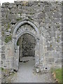 M9204 : Doorway, St. Ruadhan's church, Lorrha by Jonathan Thacker