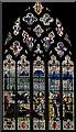 TF1444 : South transept window, St Andrew's church, Heckington by Julian P Guffogg