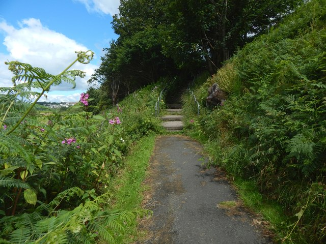 Path to Brucehill