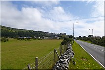 SH5832 : Outskirts of Harlech by DS Pugh