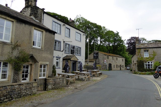 The Green. Kettlewell