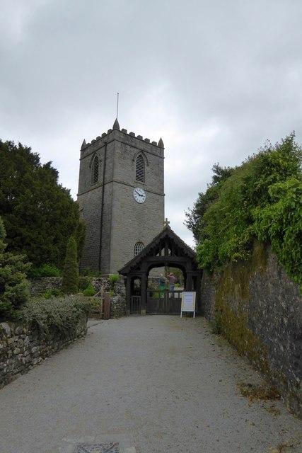 St Mary's Church, Kettlewell
