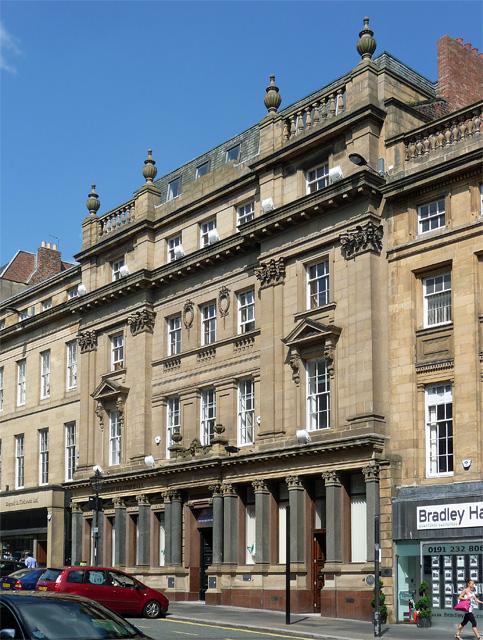 18-26 Grey Street, Newcastle