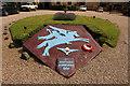 SK8932 : Pegasus Memorial by Richard Croft