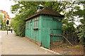 TQ2777 : Cabman's Shelter by Richard Croft