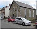 SM9438 : Goedwig Baptist Chapel, Goodwick by Jaggery