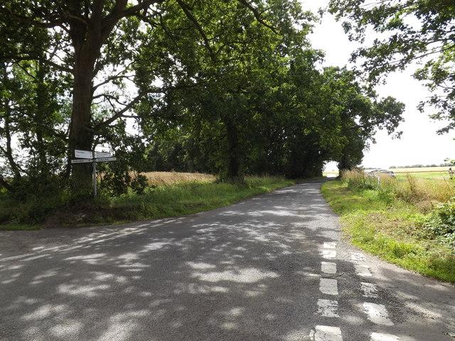 Thwaite Road, Thwaite