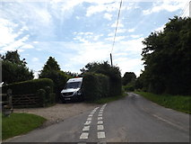 TM1169 : The Street, Stoke Ash by Adrian Cable