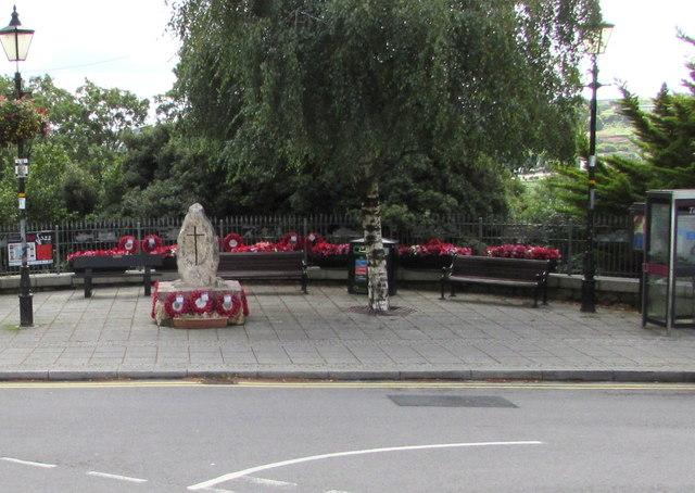 Goodwick War Memorial