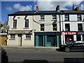 H4472 : Renovated street, Omagh by Kenneth  Allen