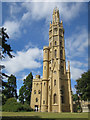 TQ6349 : Hadlow Tower by Oast House Archive