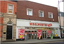 TF0920 : The wonder of Woolies at Bourne, Lincolnshire by Rex Needle
