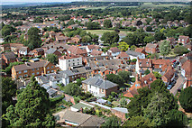 TQ6349 : Hadlow village centre by Oast House Archive
