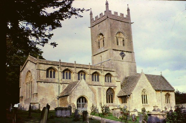 Cotswold cathedral-Withington, Glos