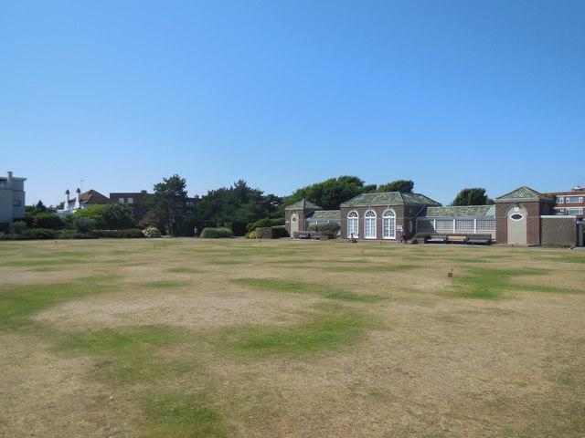 Mini Golf at Marine Gardens