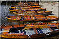NY2622 : Rowing boats at Keswick by Ian Taylor