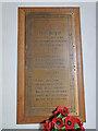 TG2833 : Swafield War Memorial by Adrian S Pye