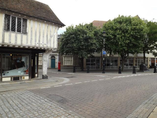 St.Nicholas Street, Ipswich