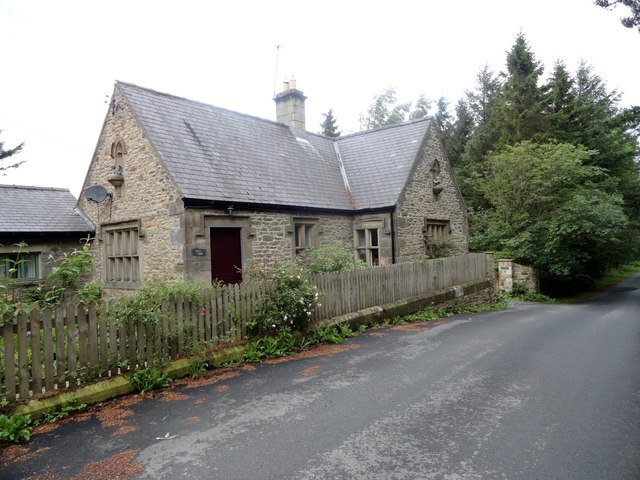 South Lodge, Ministeracres