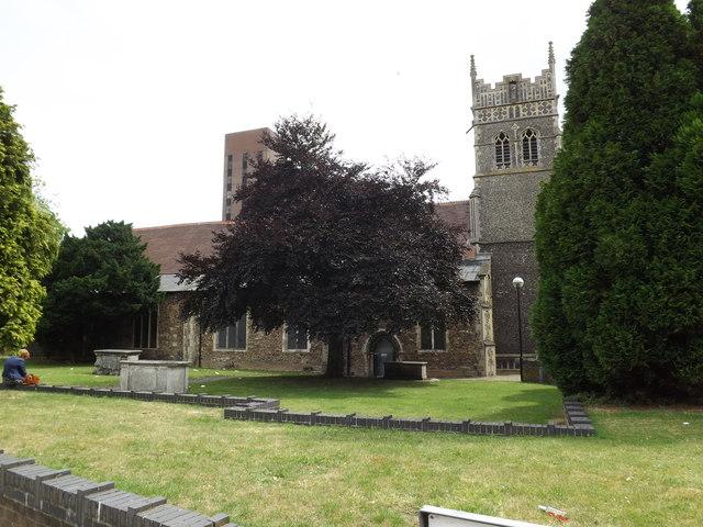 St.Nicholas Church, Ipswich