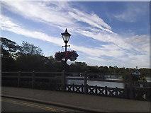 SU5980 : Goring and Streatley Bridge by David Howard