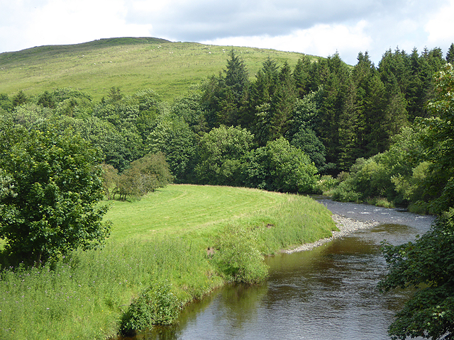 River White Esk