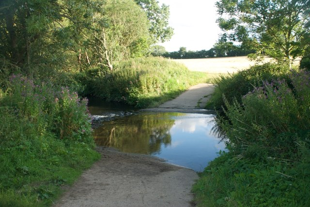 Ford on the Crimple Beck