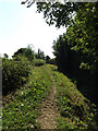 TL0652 : Bridleway to Hookhams Lane & Wentworth Drive by Adrian Cable