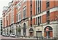 J3373 : Clarence Court, Belfast - August 2015(1) by Albert Bridge