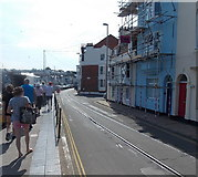 SY6878 : Busy Custom House Quay, Weymouth by Jaggery
