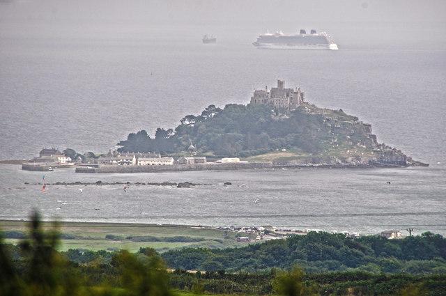 Cornwall : St Michael's Mount