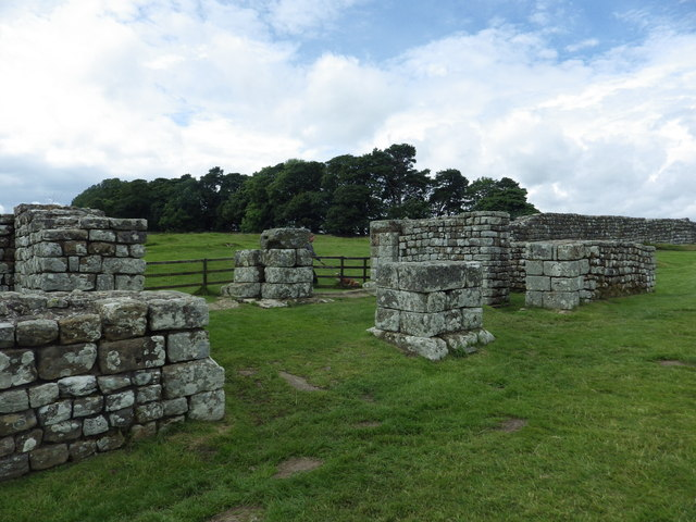 West Gate, Housesteads