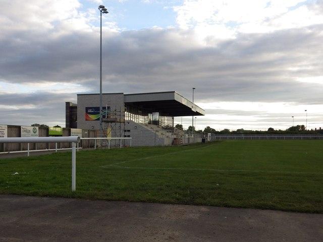 New Stand for a New Season, Ashington Community FC