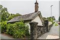 SN5982 : Plas Penglais Lodge by Ian Capper