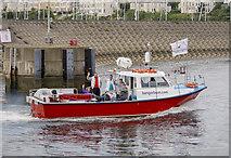 J5082 : The 'Ocean Crest' departing Bangor by Rossographer