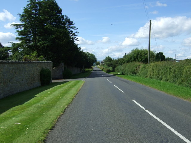 B6321 near Shildon Grange