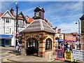 "TG1543 : Sheringham Town Clock ""The Mary Pymm"" by David Dixon"