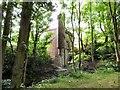 SJ9595 : Brookbank Folly Castle by Gerald England