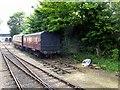 TG1543 : North Norfolk Railway near Sheringham Station by David Dixon