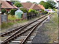 TG1543 : North Norfolk Railway, Siding near Sheringham by David Dixon