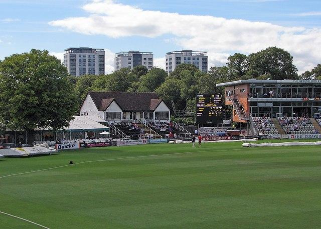 New Road Cricket Ground The Ladies 169 John Sutton Cc