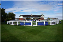 TA0139 : The Parade Ring at Beverley Racecourse by Ian S