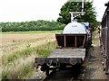 TG0940 : North Norfolk Railway near Holt by David Dixon