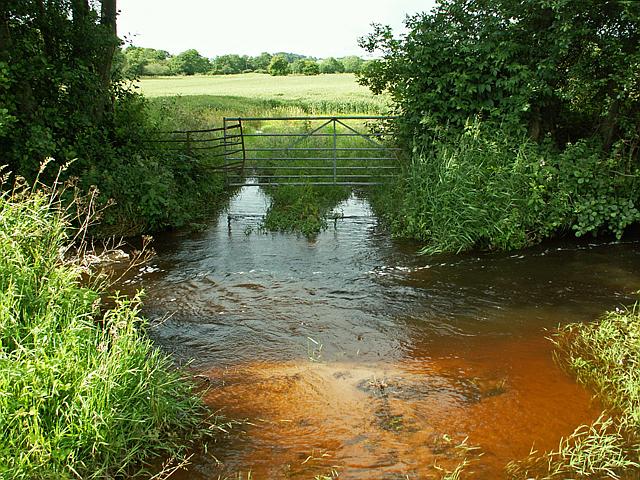 Cairn Beck, downstream of Carlatton Mill