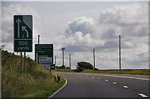 SW7132 : Cornwall : The A394 by Lewis Clarke