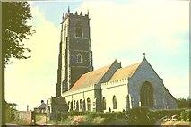 TG4919 : Winterton's towering feeling-Norfolk by Martin Richard Phelan