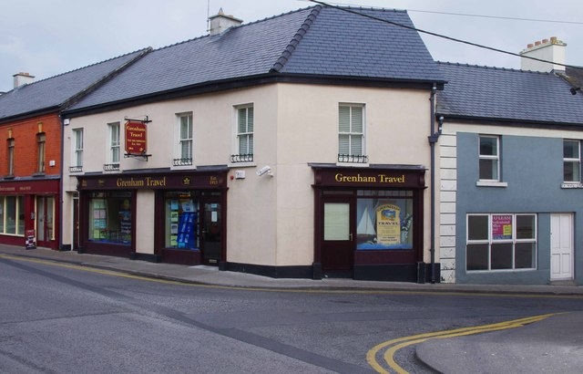 Grenham Travel, 1-3 Connaught Street, Athlone, Co. Westmeath